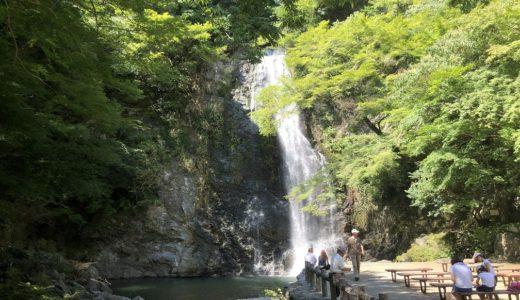 11月18日(日)13時~15時 箕面の滝散策コン